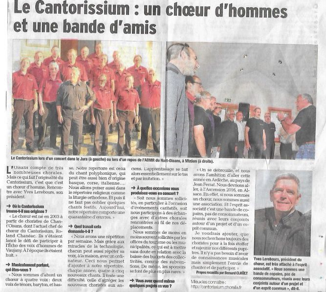 Cantorissium Article DL